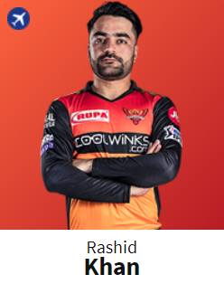 SRH IPL 2020 Squad Player List